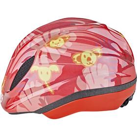 KED Meggy II Trend Casque Enfant, safari/pink